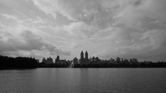 comme genève, new york aussi a son jet d'eau...